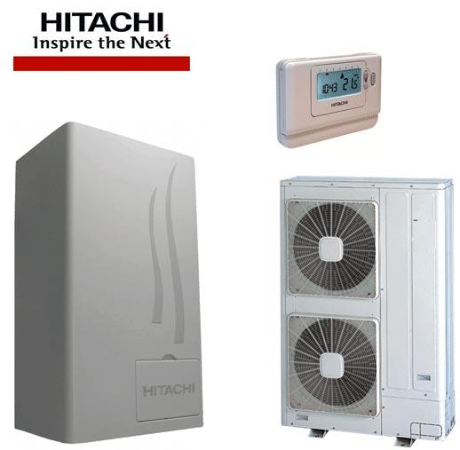 Αντλίες θερμότητας ABB Hitachi Yutaki S